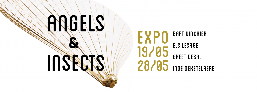 Angels & Insects, expo in Campo Santo Gent